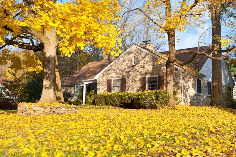 fall-leaves-with-house-aztech-landscaping-800